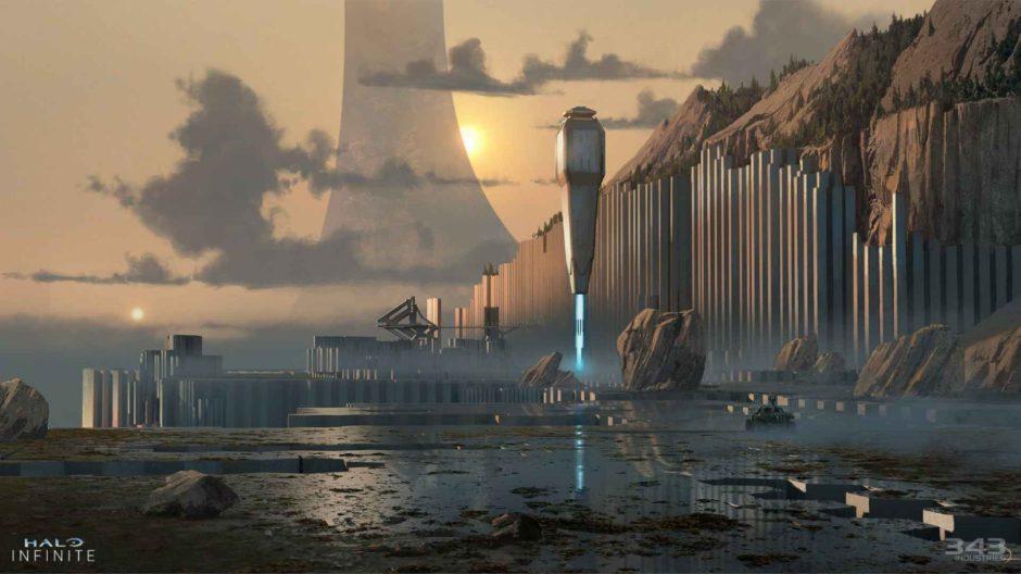 343 Industries muestra como es el ciclo de día y noche en Halo Infinite