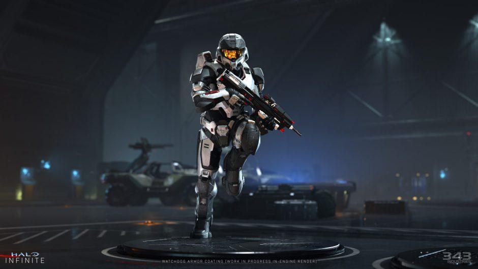 Un usuario imagina como será personalizar el armamento en Halo Infinite