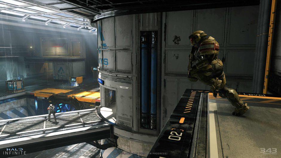 El multijugador de Halo Infinite no tendrá loot boxes, pero sí algunos cosméticos premium
