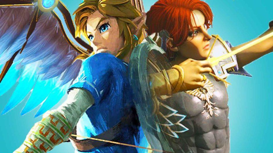 ¿Cuánto se 'parecen' Immortals Fenyx Rising y Zelda Breath of the Wild? Esta comparativa despeja las dudas