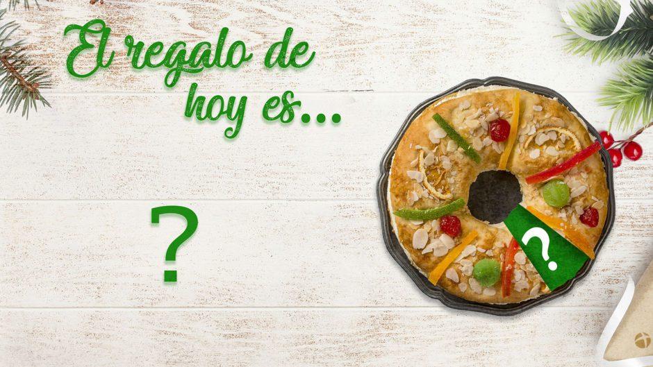 Este año, ¡regresa el Roscón de Reyes de Xbox España !