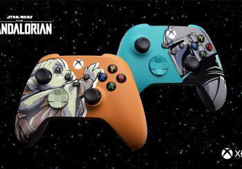 Xbox presenta dos mandos personalizados inspirados en The Mandalorian