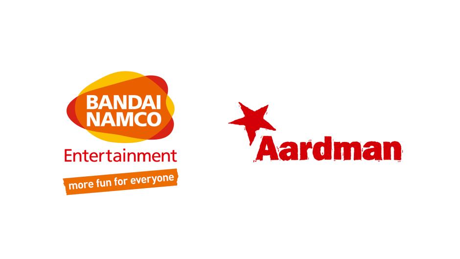 Bandai Namco une fuerzas con Aardman Animations para crear una nueva IP