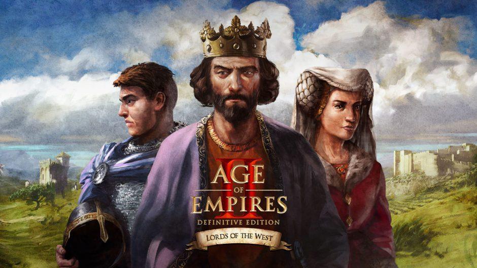 """La expansión """"Lords of the West"""" para Age of Empires II: Definitive Edition ya está disponible"""