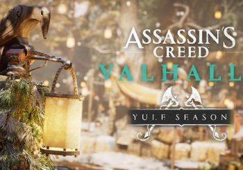 Assassin's Creed Valhalla, sigue presentado algunos fallos después de su actualización