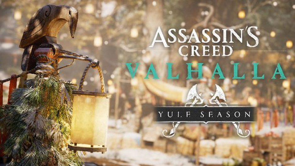 Las fiestas de Yule han llegado a Assassin's Creed Valhalla