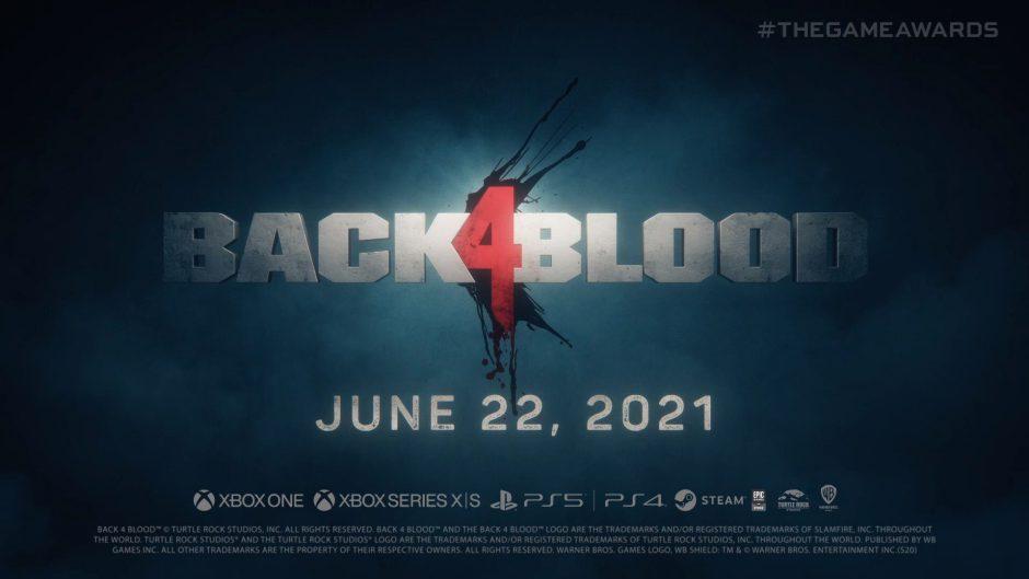 Increíble el primer gameplay de Back 4 Blood #TheGameAwards