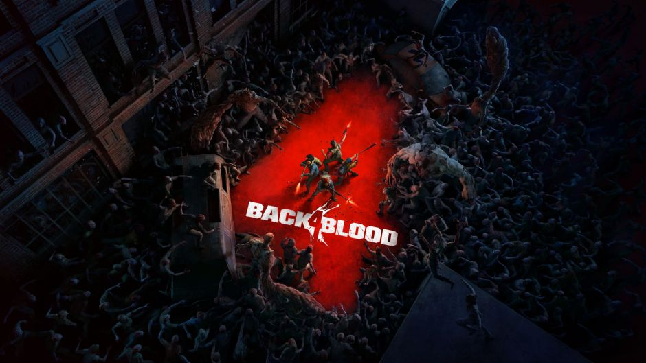 Nuevo y brutal gameplay de Back 4 Blood