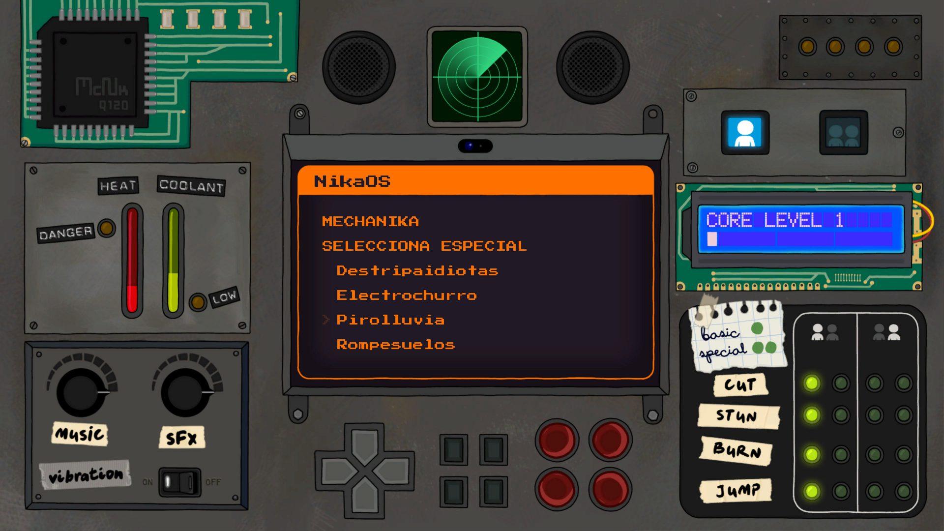 colossus down - generacion xbox