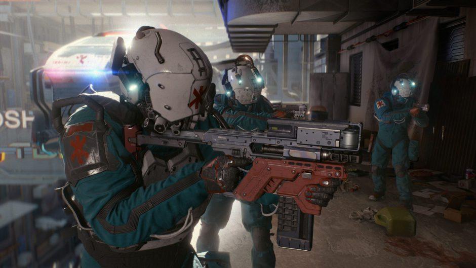 160 personas trabajan en la primera expansión de Cyberpunk 2077