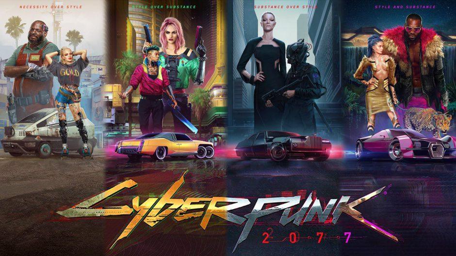 Cyberpunk 2077 supera a GTA V como el juego más reservado de la historia