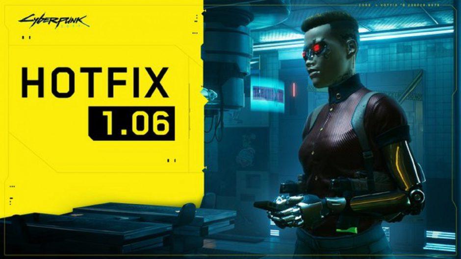 Cyberpunk 2077: Ya disponible el parche 1.06 en Xbox