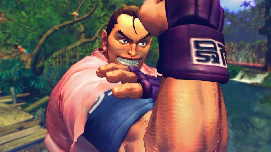 Dan Hibiki llega a Street Fighter V Champion Edition