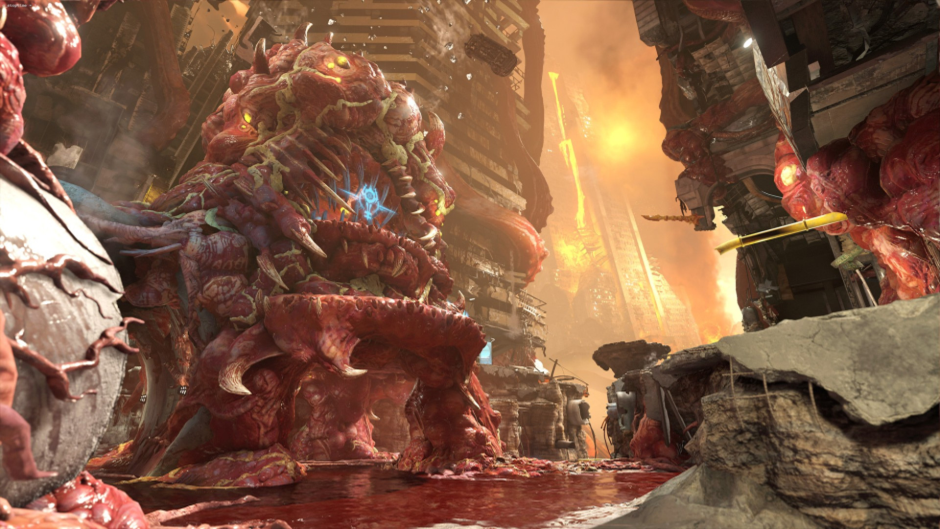 DOOM Eternal llega a Xbox Game Pass PC