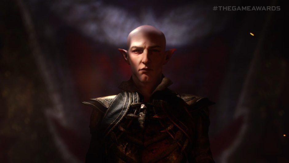 Presentado un nuevo tráiler de Dragon Age #TheGameAwards