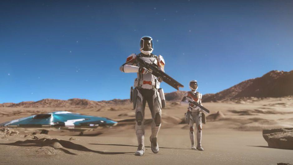 Más cerca: Elite Dangerous: Odyssey entra en su segunda fase Alpha