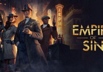 Empire of Sin llegará a Xbox Game Pass el próximo 18 de marzo