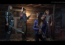 Otro juego que se va a 2022, esta vez, Evil Dead: The Game