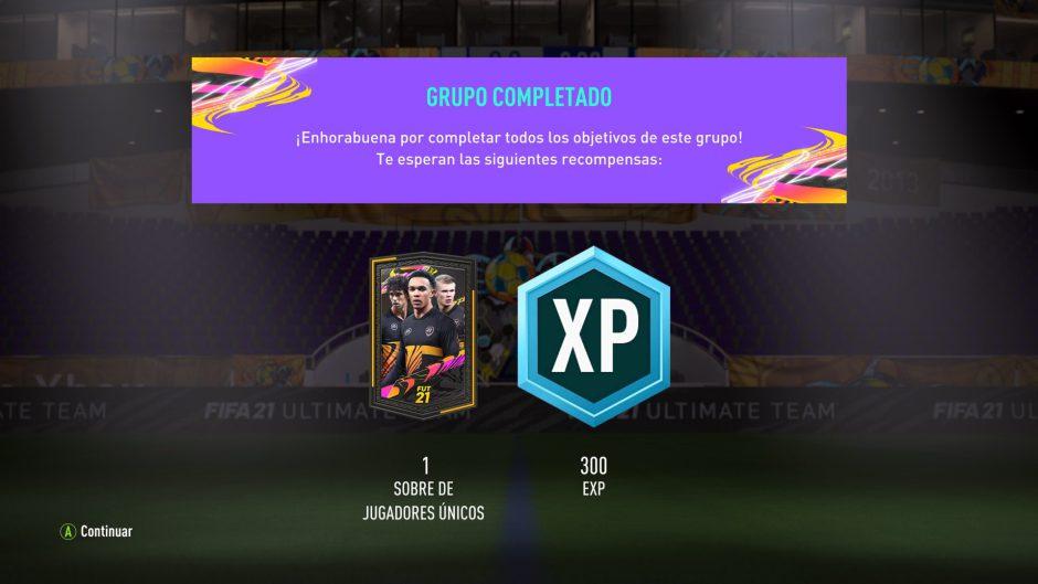 FIFA 21: Consigue un sobre de 50K para FUT de manera fácil