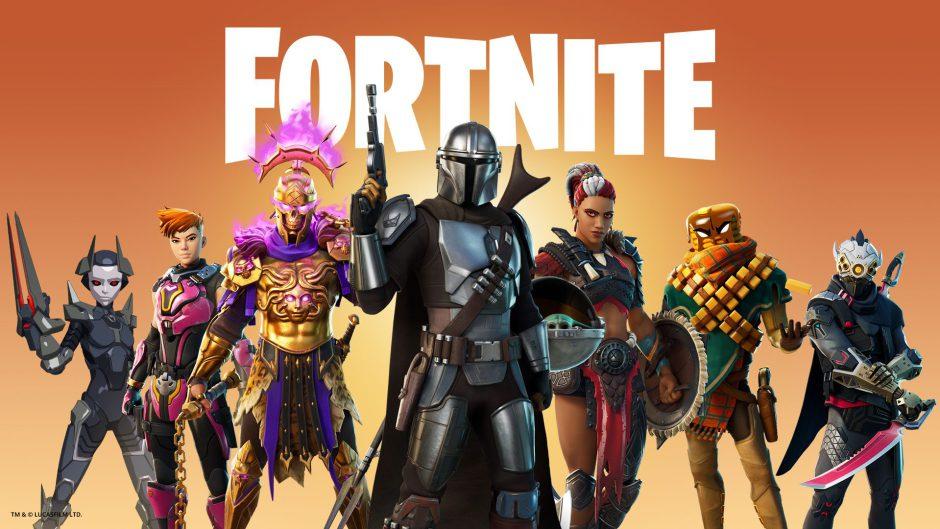 La 5ª temporada de Fortnite Capítulo 2 ya está disponible