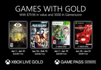Dead Rising y Breakdown disponibles gratis para Games with Gold