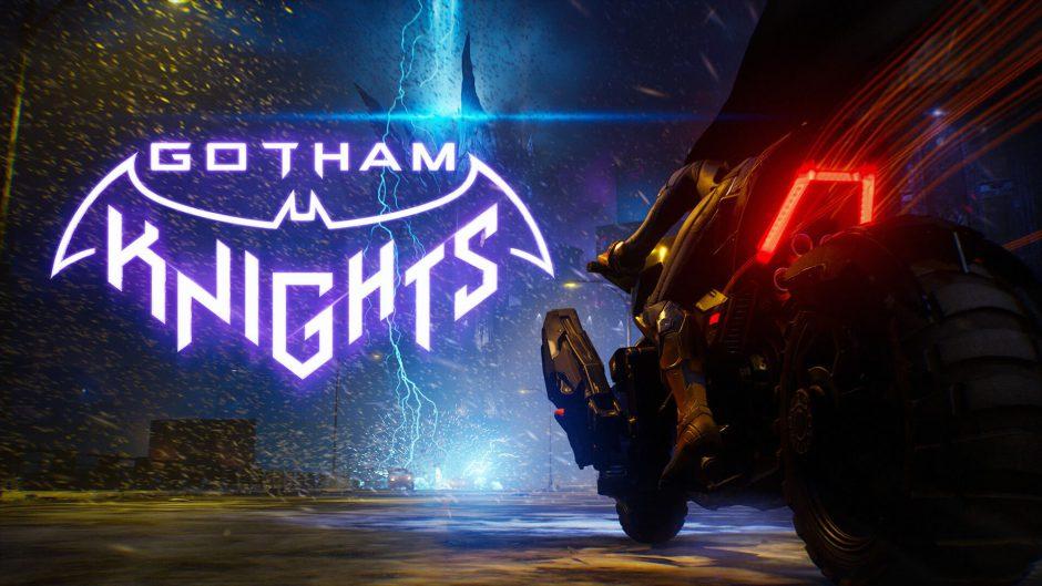 Gotham Knights se retrasa y llegará finalmente en 2022