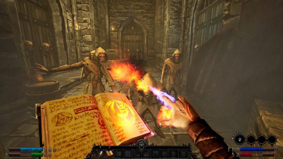 Graven puede ser el sucesor moderno de Hexen