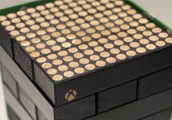 Major Nelson muestra un Jenga de Xbox Series X que podría venderse pronto