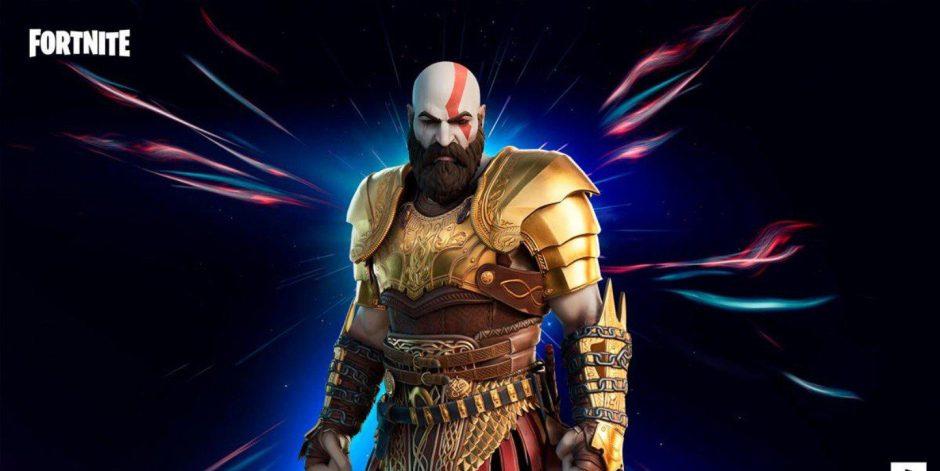 Ya puedes jugar con Kratos en tu Xbox One o Xbox Series… en Fortnite