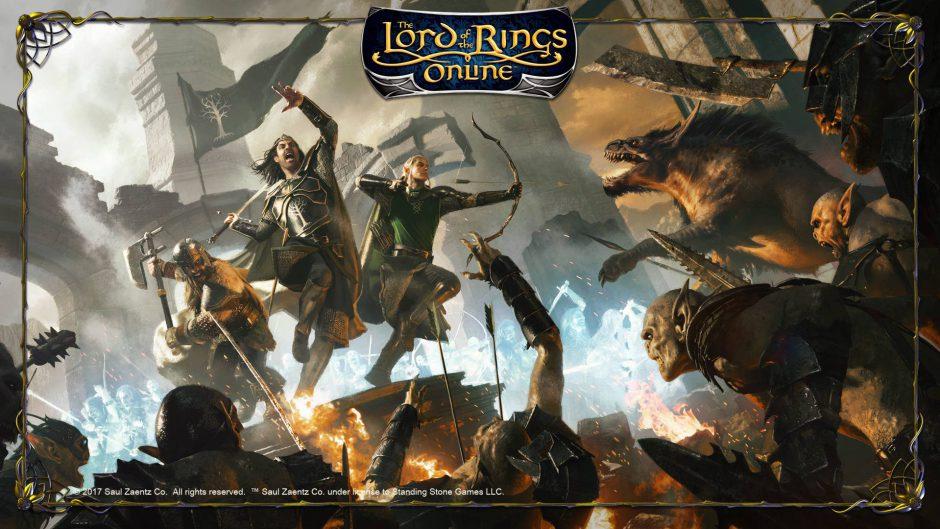 Lord of the Rings Online tendrá notables mejoras visuales pronto