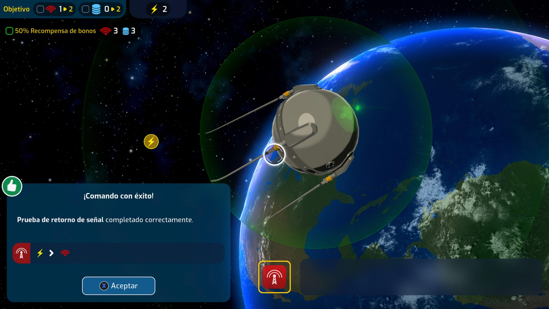 mars horizon - generacion xbox