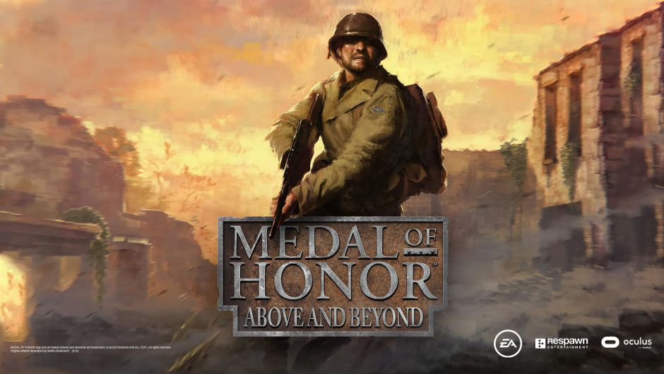 New trailer for Medal of Honor above and beyond