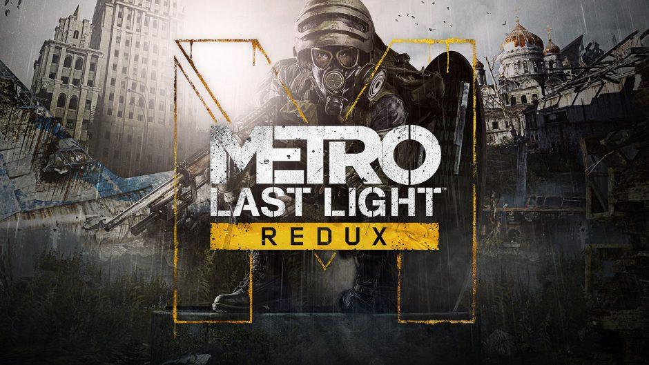 Consigue GRATIS para PC Metro Last Light Redux