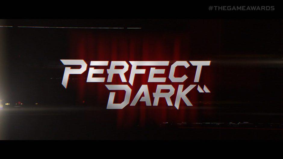 ¡BOOM! Lo nuevo de The Initiative es… PERFECT DARK #TheGameAwards