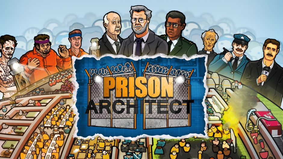 Prison Architect se suma también a Xbox Game Pass