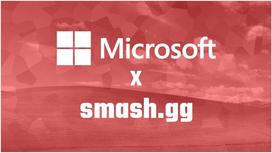 Smash.gg plataforma de eSports es adquirida por Microsoft
