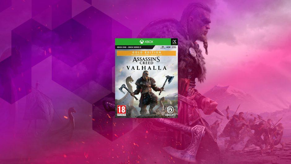 Sorteamos un código de Assassin's Creed Valhalla – Gold Edition para Xbox