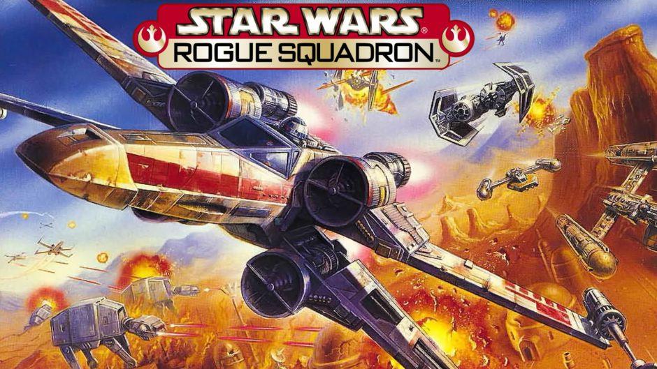 La película de Star Wars Rogue Squadron se basará en los juegos