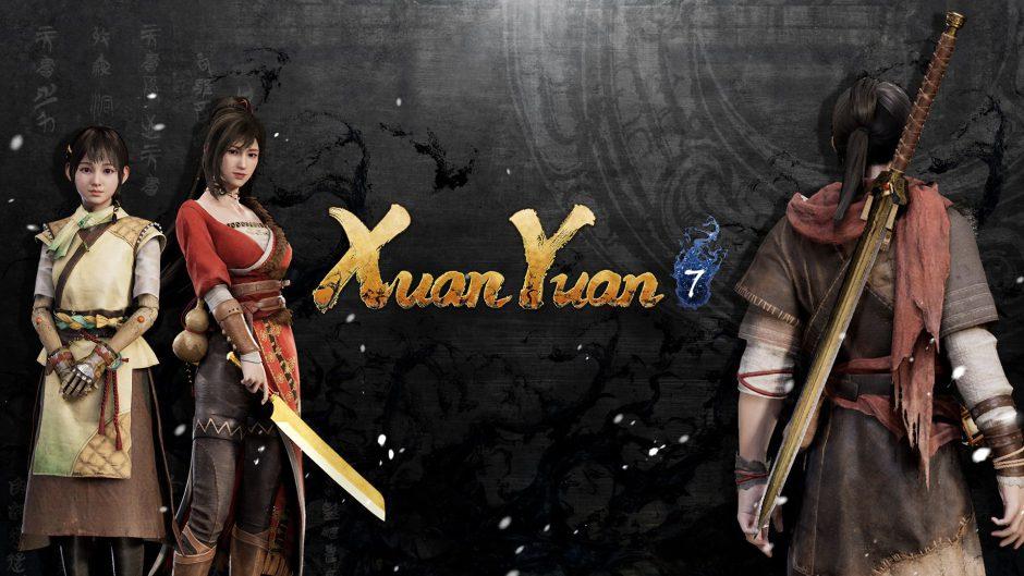 Xuan Yuan Sword 7 llegará en formato físico para Xbox