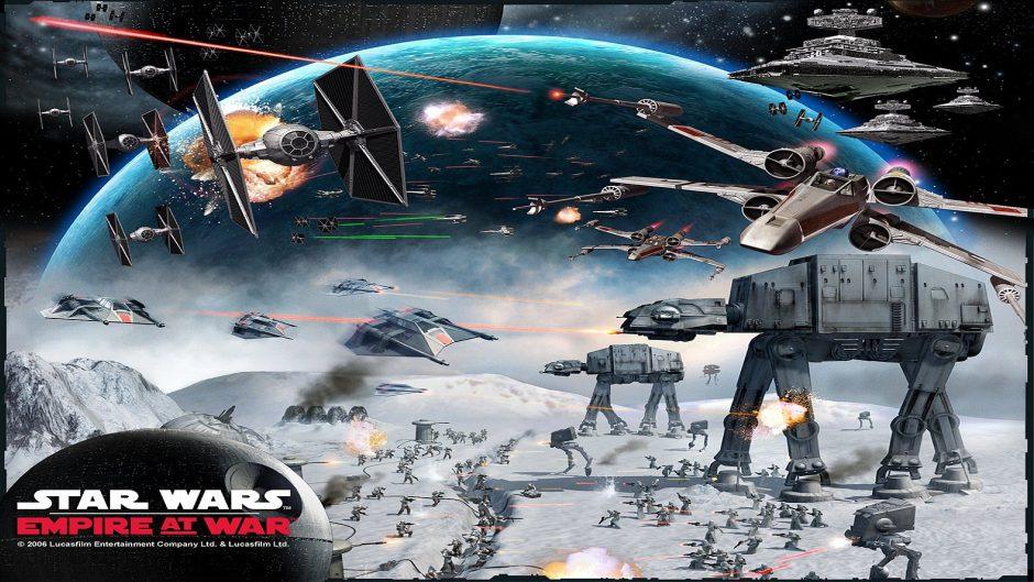 Un nuevo parche oficial llega a Star Wars Empire at War