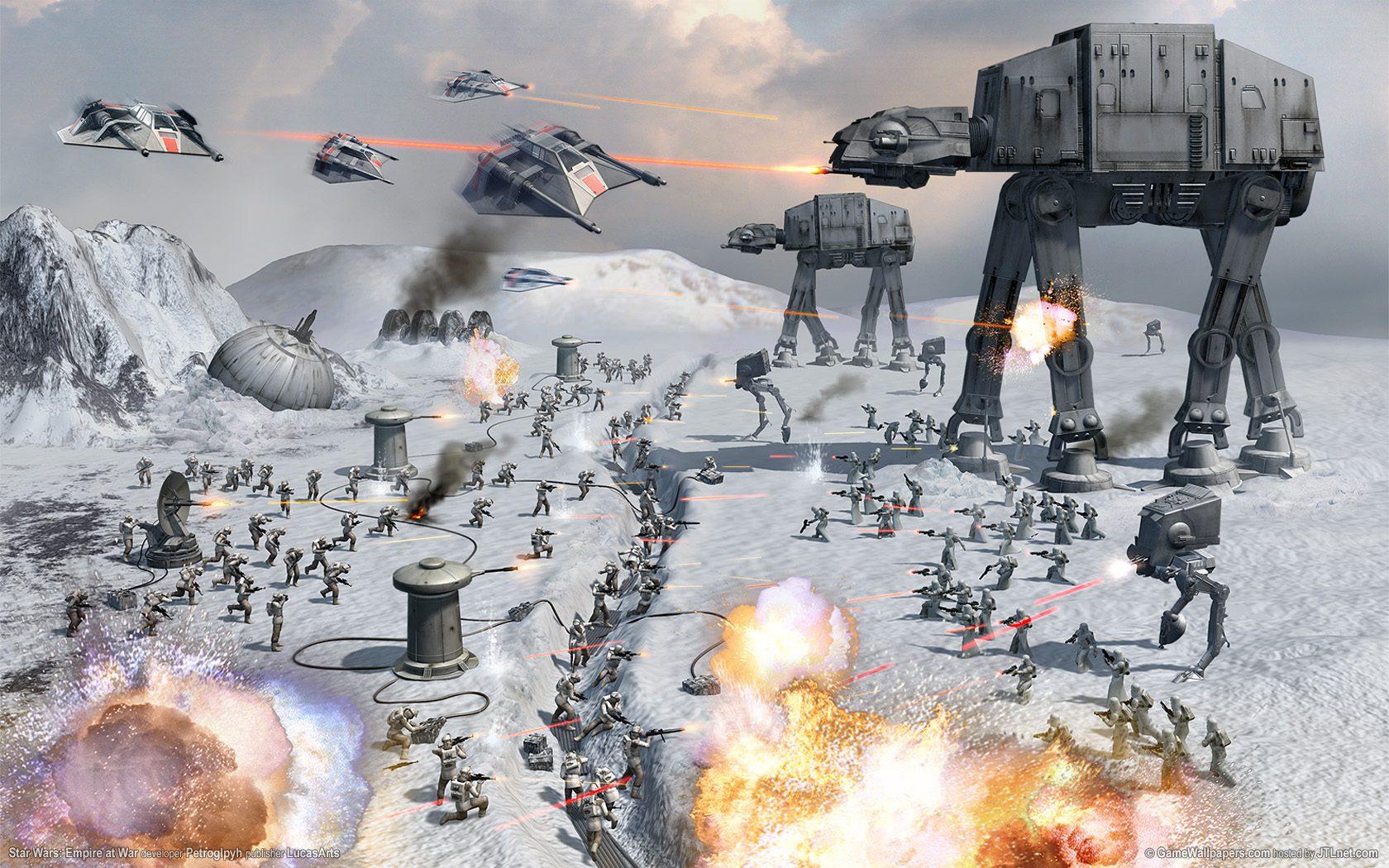 star wars empire at war - generacion xbox