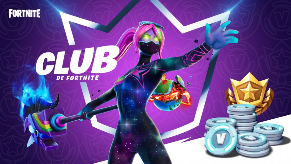Epic Games promete mejorar tu suscripción al Club de Fortnite