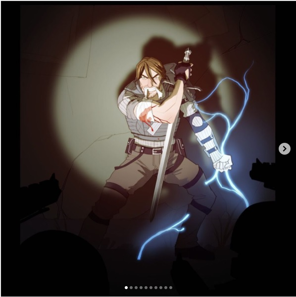 Revelado arte conceptual de Revolver, un proyecto cancelado de BioWare para Xbox 360