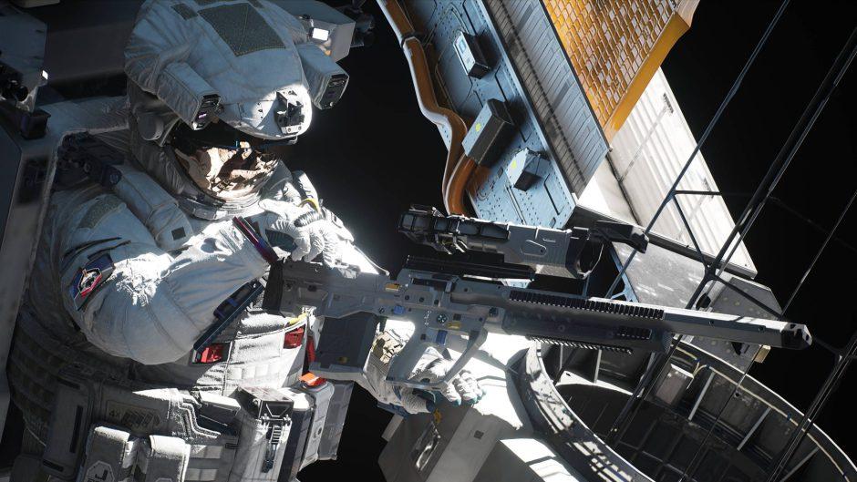 El shooter espacial Boundary se deja ver en un nuevo tráiler