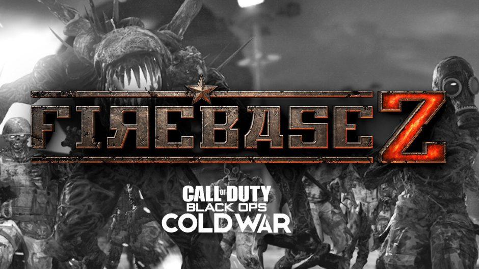Así es Firebase Z, el nuevo mapa del modo zombies de Call of Duty: Black Ops Cold War