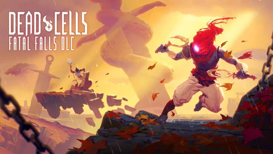 El DLC Fatal Falls de Dead Cells ya disponible en Xbox