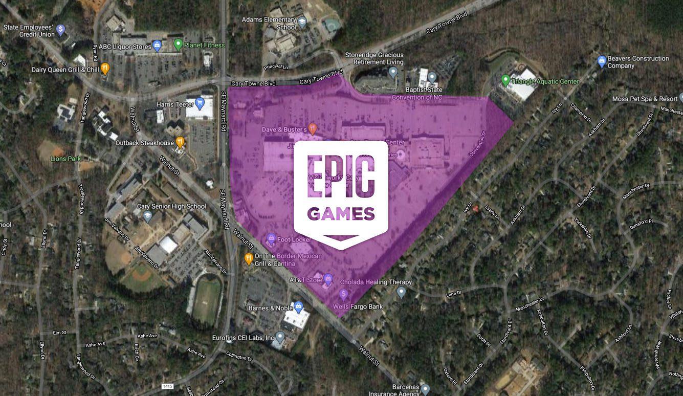 Epic Games Centro Comercial 2