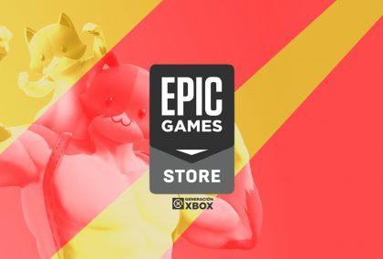 Consigue 11 juegos gratis y los mejores descuentos de la Epic Games Store