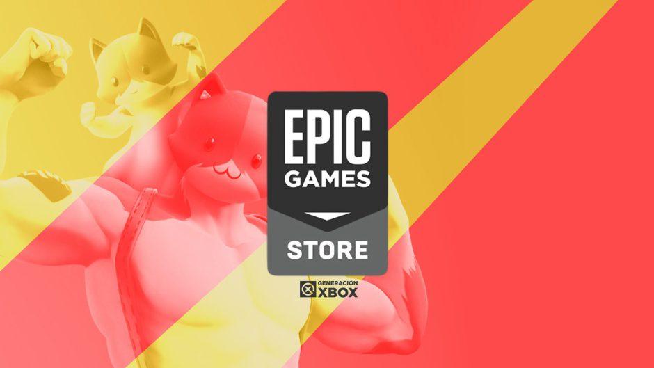 Consigue un juego GRATIS gracias a la Epic Games Store