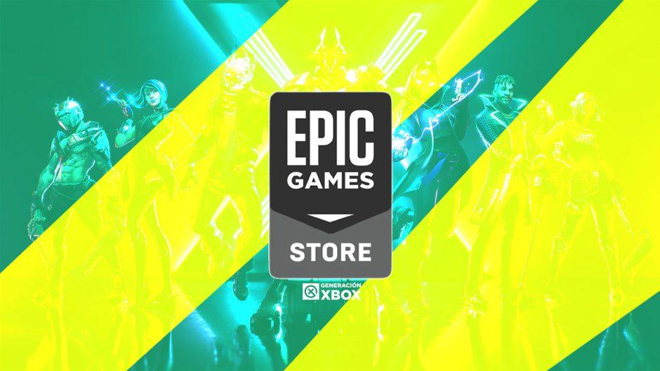 Consigue 25 juegos GRATIS gracias a la Epic Games Store